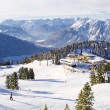 Oetz Hochoetz Skigebiet Restaurant