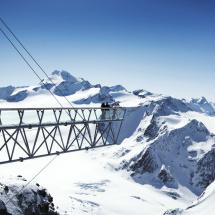 Sölden Skigebiet Tiefenbach