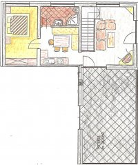 Wohnung 2: Leoni Obergeschoss