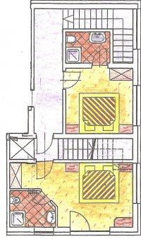 Wohnung 2: Leoni Untergeschoss